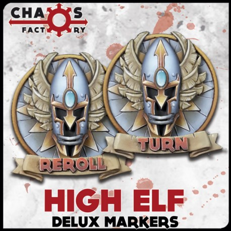 Delux High Elf Marker