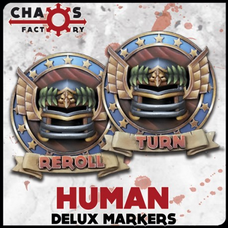Delux Human Marker