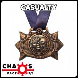 Medalla Balón Heridos