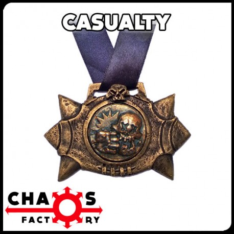 Casualty Ball Medal