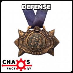Medalla Balón Defensa