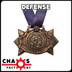 Defense Ball Medal