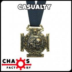 Medalla Heridos