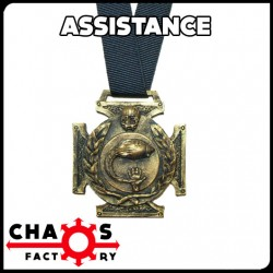 Medalla Asistencias