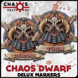 Delux Chaos Dwarf Marker