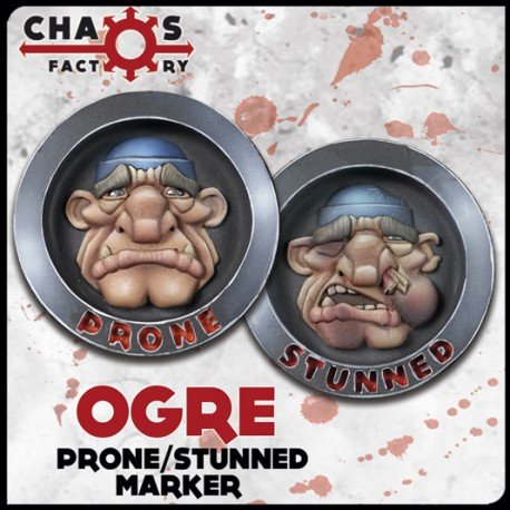 Reversible Prone/Stunned Ogre