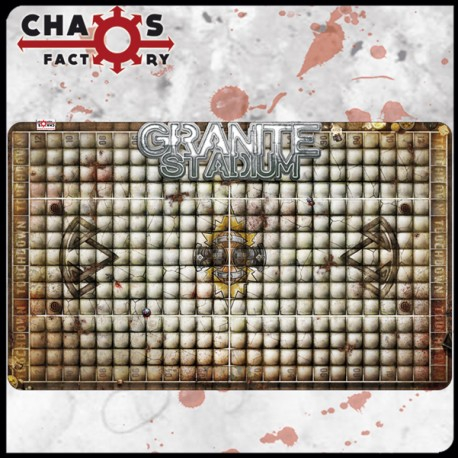 Granite Stadium Mat