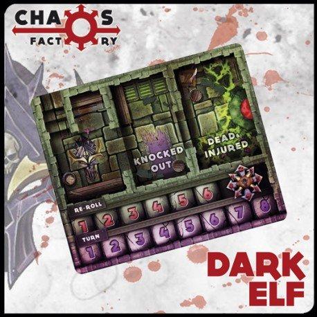 Racial Bench Dark Elf