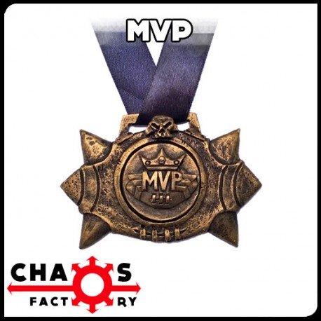 MVP Ball Medal