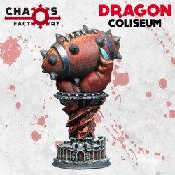 Dragon Coliseum Trophy