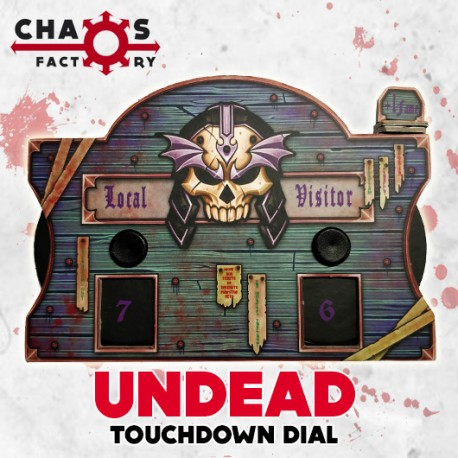 TD Dial Undead
