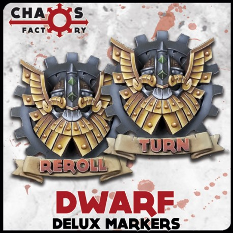 Delux Dwarf Marker